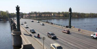 Ушаковский мост 3