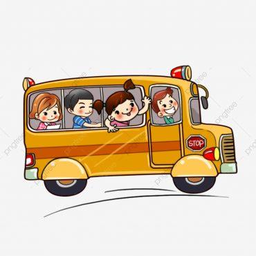 pngtree-hand-drawn-cartoon-school-bus-going-to-kindergarten-yellow-school-bus-png-image_3848557